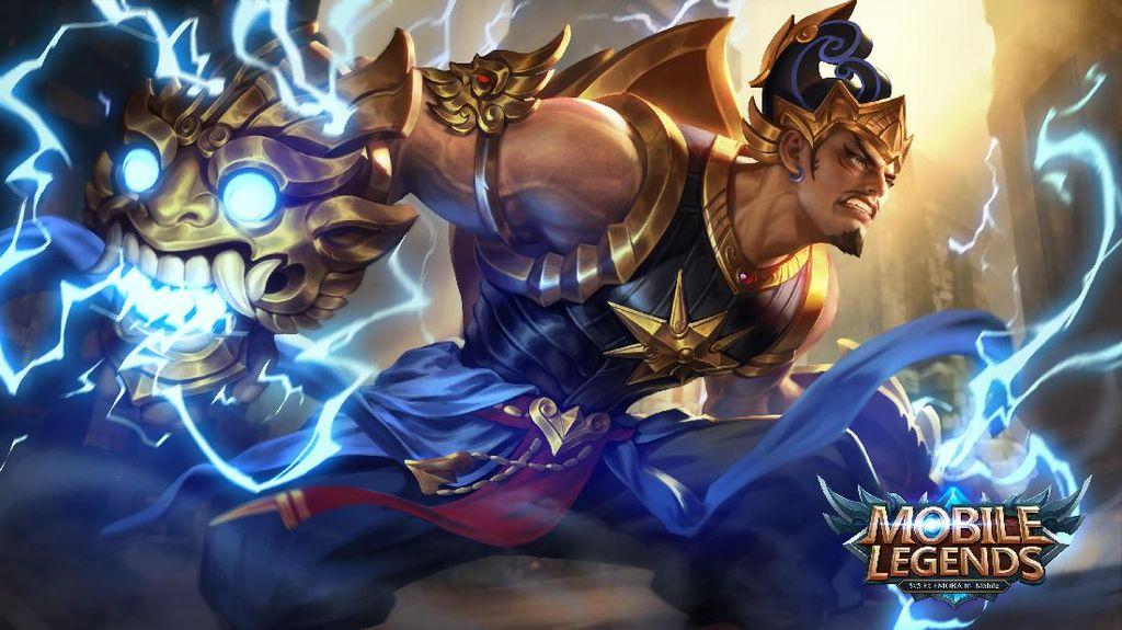 Mobile Legends Luncurkan Karakter Hero Gatotkaca