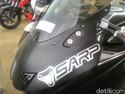 Suzuki Percantik Performa Motor Sport dengan SARP