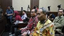 Hakim Sebut Penikmat Duit e-KTP: Miryam, Markus, Akom, Konsorsium