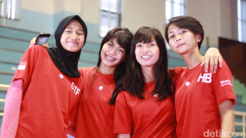 Live Chat detikSport dengan Timnas Taekwondo Putri, Ini Jadwal Tayangnya