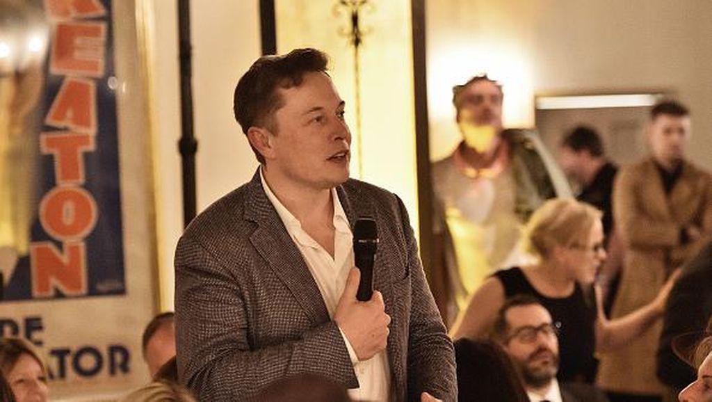 Cerita Kesuksesan Elon Musk, Si Penemu PayPal
