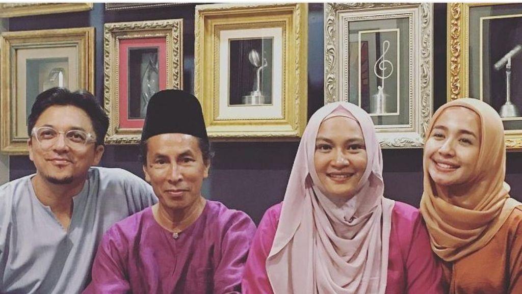 Laudya Cynthia Bella Menikah di Malaysia, Shireen Sungkar Beri Dukungan