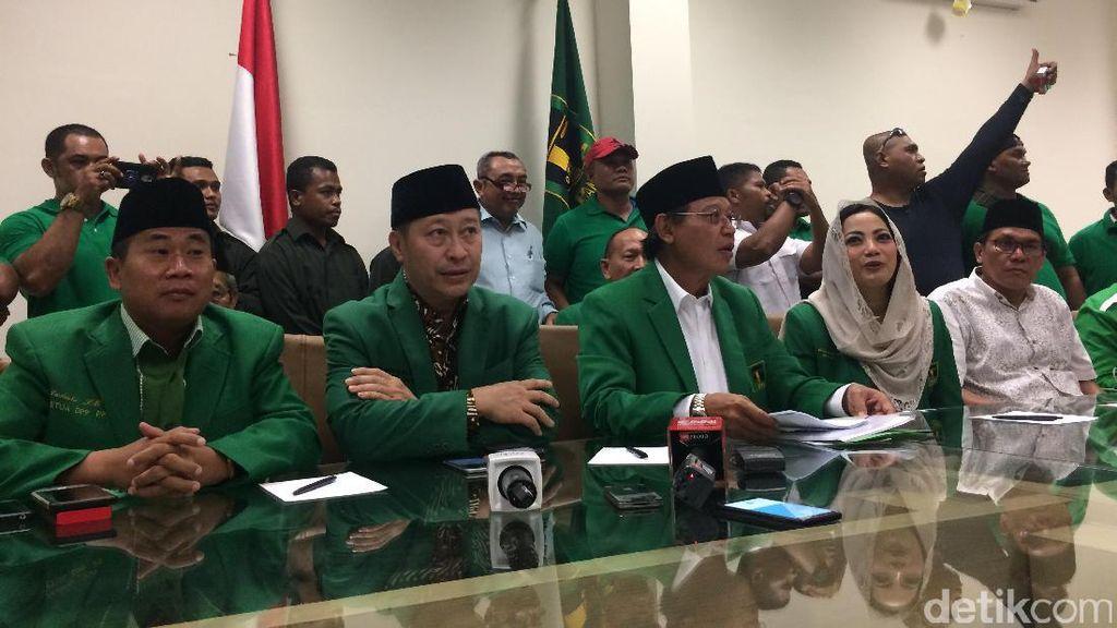 Kuasai Kantor PPP, Djan:  Belum Ada Putusan Final Soal Pengurus