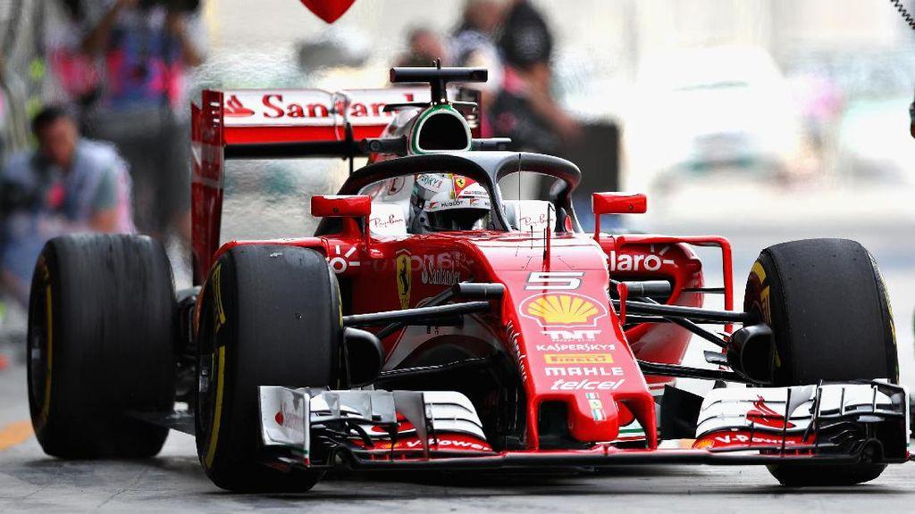 FIA Konfirmasi Halo Akan Digunakan di F1 Musim Depan