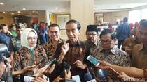 Tutup Rakernas Apeksi, Ini 3 Hal yang Disampaikan Jokowi