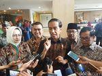 Jokowi: Pemerintah Tak Pernah Beri Tanah ke Pengusaha Kakap