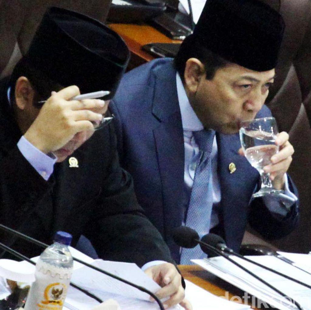 Jaga Golkar Solid, Novanto Kembali Temui Ical