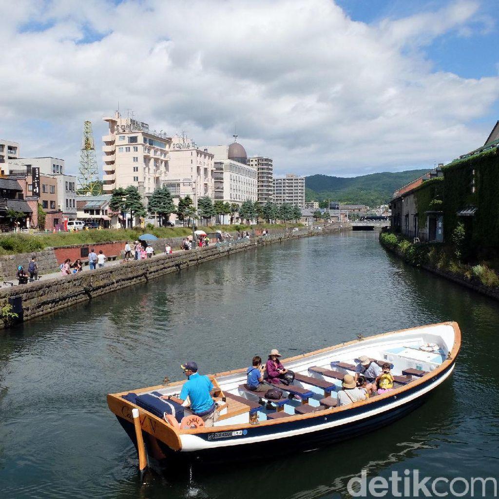 Kanal Romantis di Jepang, Ini Foto-Fotonya: