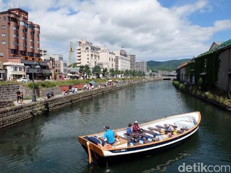 Kanal Romantis di Jepang, Ini Foto-Fotonya
