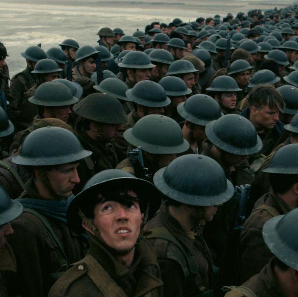 Dunkirk Rajai Box Office, Raih Pendapatan di Atas Prediksi Kritikus