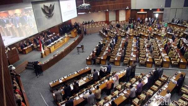 Jika Voting RUU Pemilu, PDIP dkk Akan Tundukkan Gerindra cs