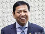 Kondisi Novanto Masih Sakit, KPK: Proses Penyidikan Jalan Terus