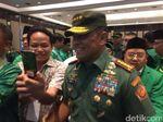 Teriakan Presiden Bergema Saat Panglima TNI Hadiri Mukernas PPP