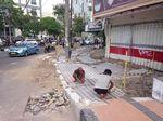 Semester I 2017, Kota Surabaya Bangun Pedestrian Sepanjang 5,2 Km