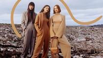 Ketika Para Model Stylish dengan Baju High-End di Tempat Pembuangan Sampah