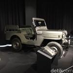 Melihat Kemesraan Mitsubishi dan Jeep di Zaman Dulu