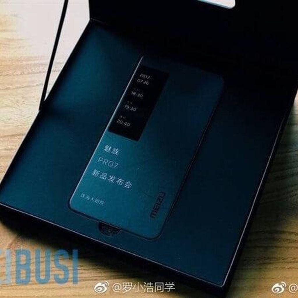 Meizu Pastikan Pro 7 Punya Layar Ekstra