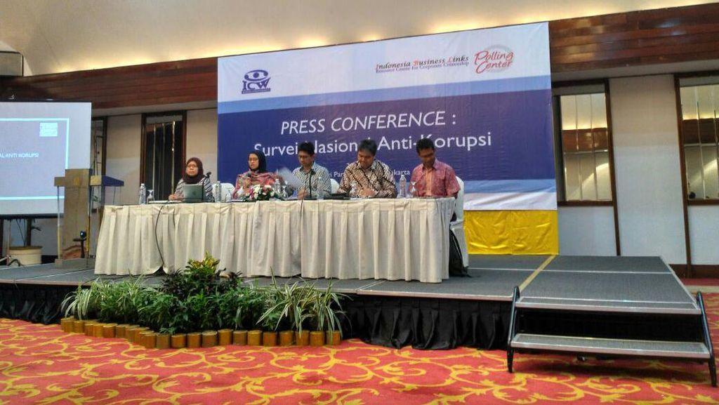 Polling: Polisi dan Rekrutmen CPNS Sektor Terkorup di Indonesia