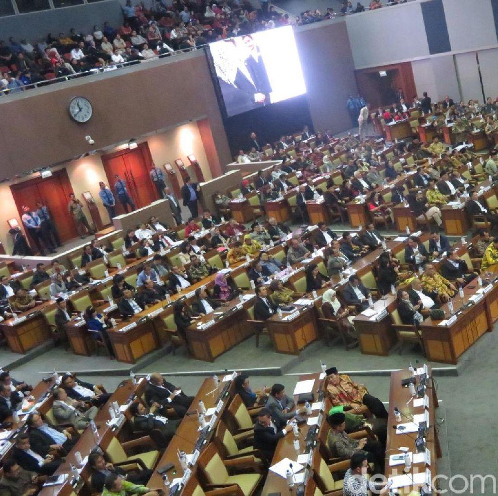 PAN Walk Out dari Paripurna RUU Pemilu
