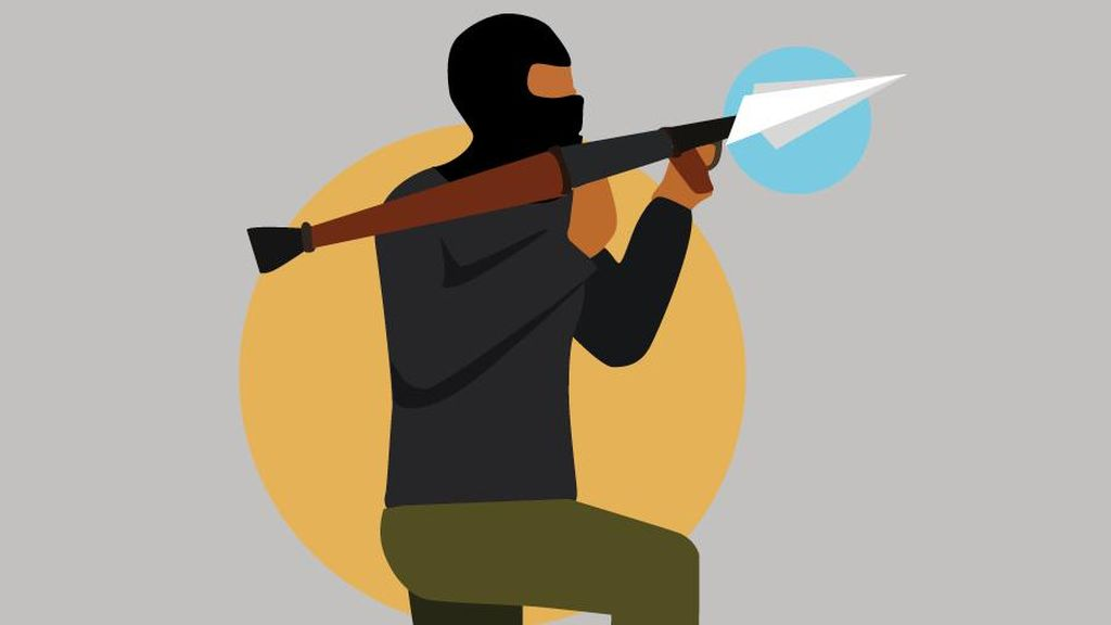 17 Rencana Teroris di Telegram: Bunuh Ahok dan Bom Istana