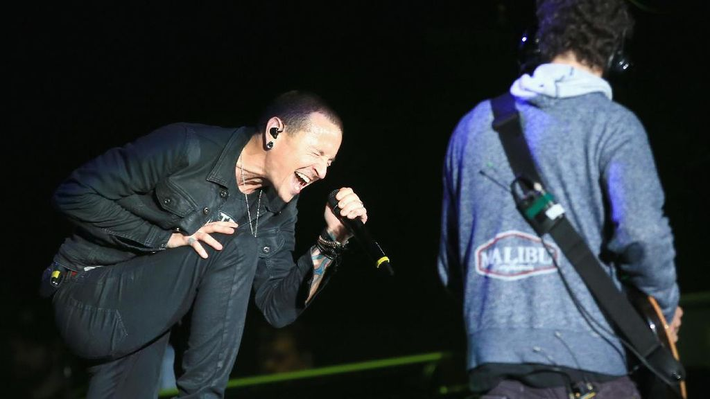 Linkin Park Sisakan Banyak Jadwal Konser, ke Asia Tanpa Chester Bennington