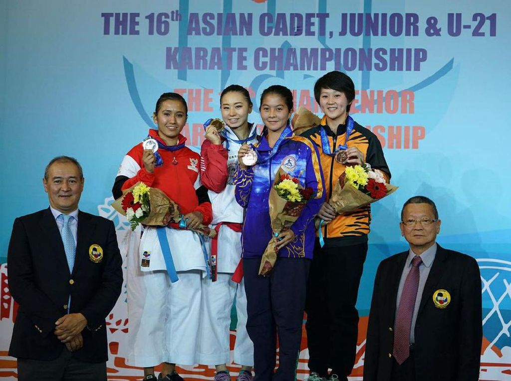 Berangkat ke Kejuaraan Asia dengan Dana Talangan, Karate Pulang Tanpa Emas
