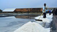 Kelangkaan Garam Sampai Bandung, Industri Tekstil Menjerit