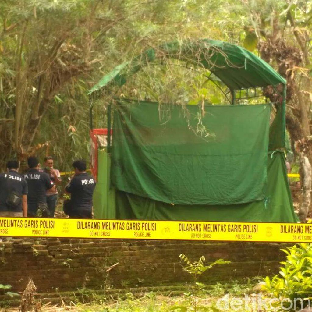 Polisi Bongkar Makam Korban Penganiayaan Kru PO Bhinneka