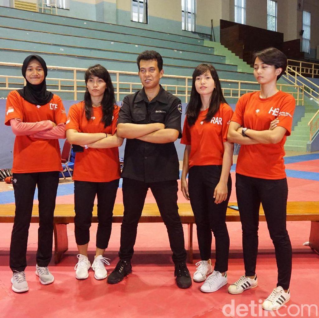 Jurus-Jurus Tendangan Maut Taekwondo Itu Candu