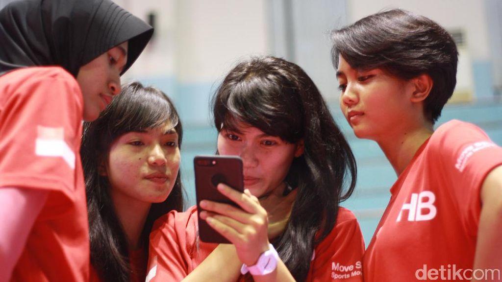 Tonton Live Chat detikSport dengan Timnas Taekwondo Putri di Sini