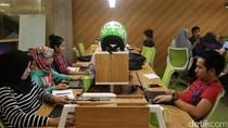 Melihat Asyiknya Kantor Go-Jek yang Nggak Kalah dari Google