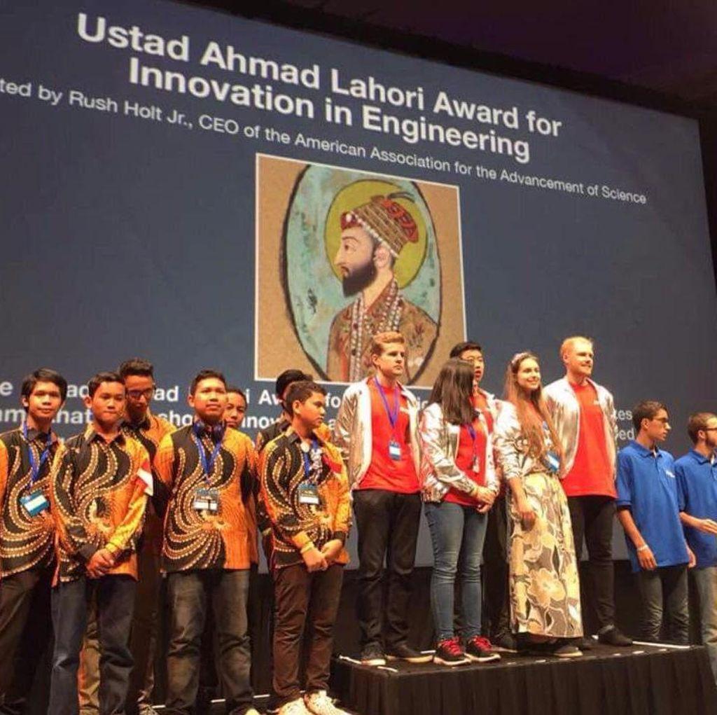 Madrasah Depok Harumkan Indonesia di Kompetisi Robot Dunia