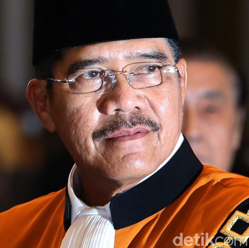 Ketua MA Soal Tudingan Dilobi Novanto: Fitnah!