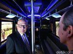 Meski Nantinya Berizin, Bus Pesta Dunia Malam Tetap Salahi Etika