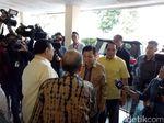 Setya Novanto Hadiri Rapat Internal Dewan Pakar Golkar