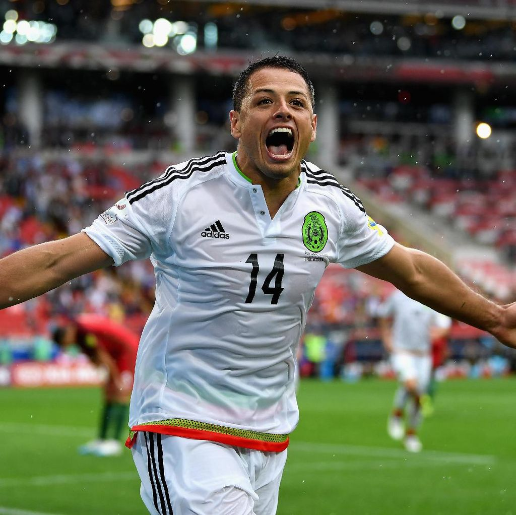 Kembali ke Premier League, Chicharito Akan Gabung West Ham