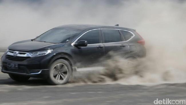 Setangguh Apa Performa Honda CR-V Turbo di Gunung Bromo?