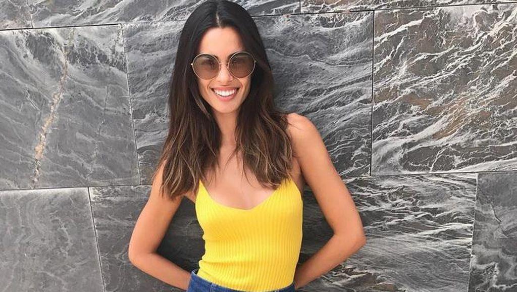So Hot! Seksinya Joana Sanz, Istri Anyar Dani Alves
