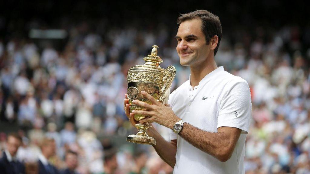 Federer Bicara soal Peluangnya Menangi AS Terbuka
