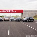 Bangun Proving Ground untuk R&D, Honda Pilih Thailand