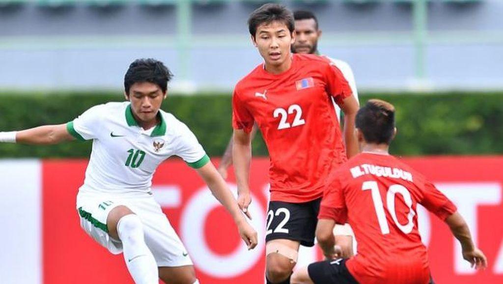 Ada Hikmah di Balik Kegagalan Indonesia ke Piala Asia U-23