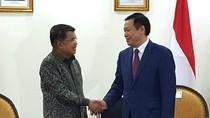 Indonesia-Vietnam Sepakat Patroli Bersama Jaga Keamanan