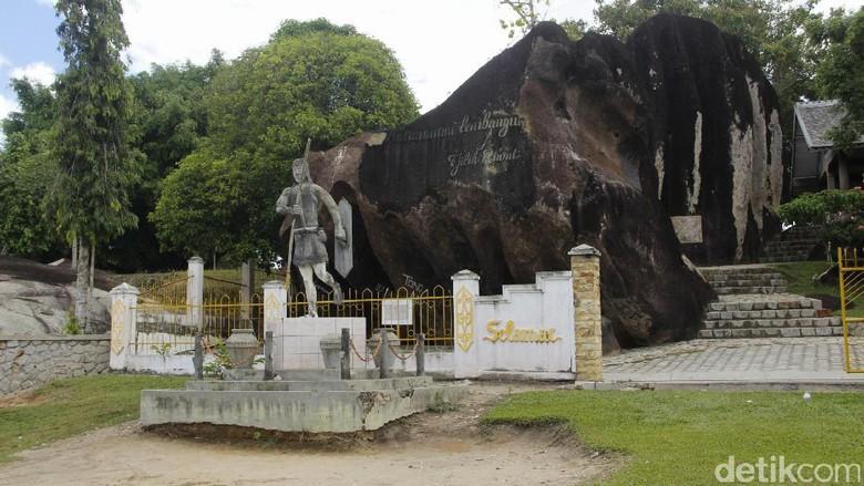 Sumur Kearifan Lokal Warga Calon - Palangka Raya Pemerintah Provinsi Kalimantan Tengah telah menyediakan lahan seluas hingga hektar untuk mempersiapkan wacana pemindahan ibu kota