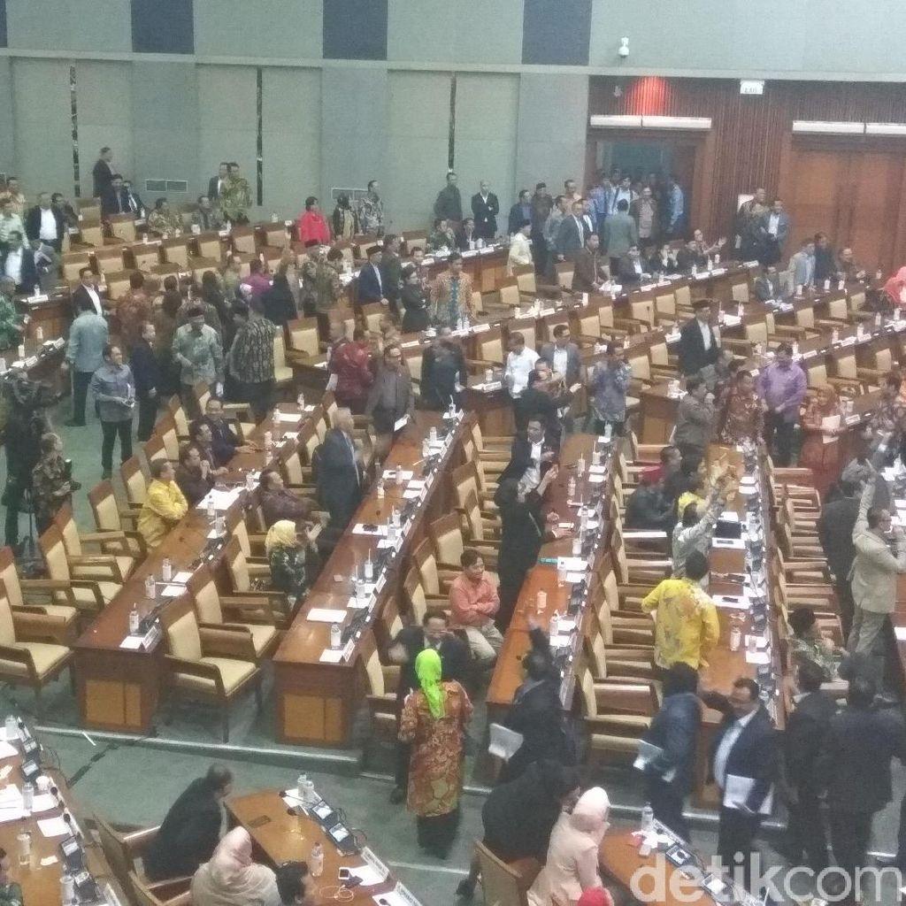 Ikut Walk Out, PKS: Semoga Bisa Pilih Presiden yang Lebih Baik