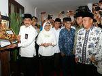 Ikut Resmikan Masjid di Lamongan, Menteri Retno Disuguhi Soto