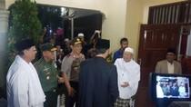 Maruf Amin Dampingi Jokowi di Haul Syekh Nawawi Al Bantani