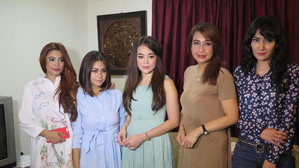 Dibebaskan, 5 Artis yang Ditangkap Bareng Pretty Asmara Akui Hanya Karaoke dan Minum