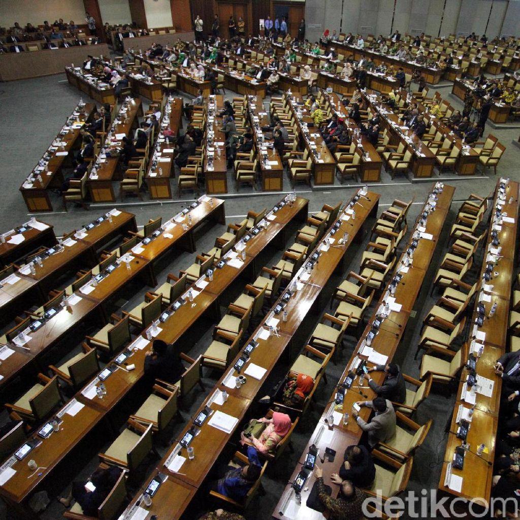 UU Pemilu Disahkan, Jokowi: Kalau Ada yang tidak Puas, Silakan ke MK