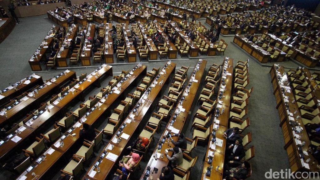 Alasan DPR Tolak Anggaran Kajian Pemindahan Ibu Kota Rp 7 M