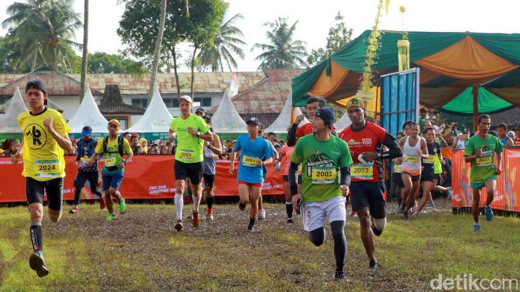 Ratusan Pelari Siap Adu Cepat di Banyuwangi Ijen Green Run